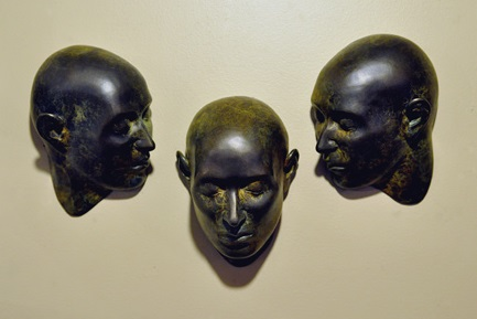 Three Heads :: Bill  Starke