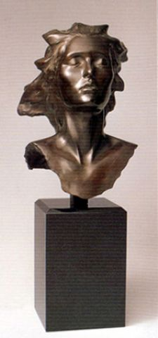 Head of Female, Celebration :: Frederick Hart