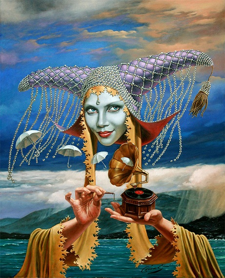 Melody of Rain :: Michael Cheval