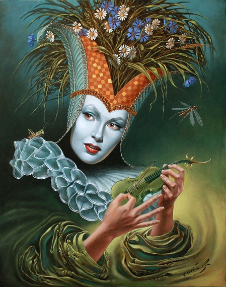 Midsummer Chirr :: Michael  Cheval
