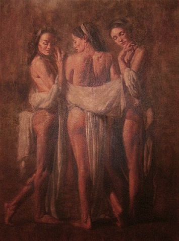The Three Graces :: Tomasz Rut
